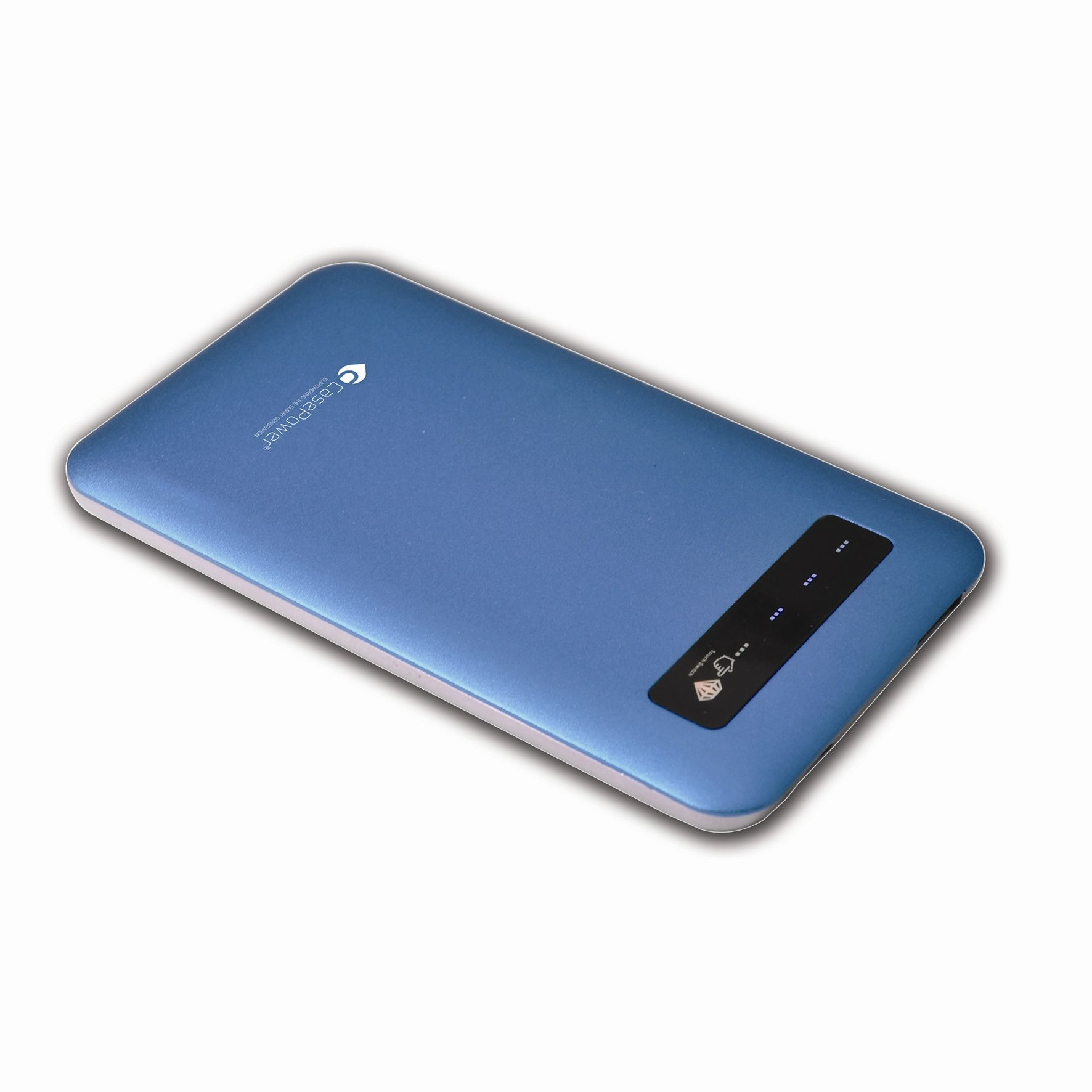 Батарея CasePower A40 Slim power Booster Blue (CASE-352)