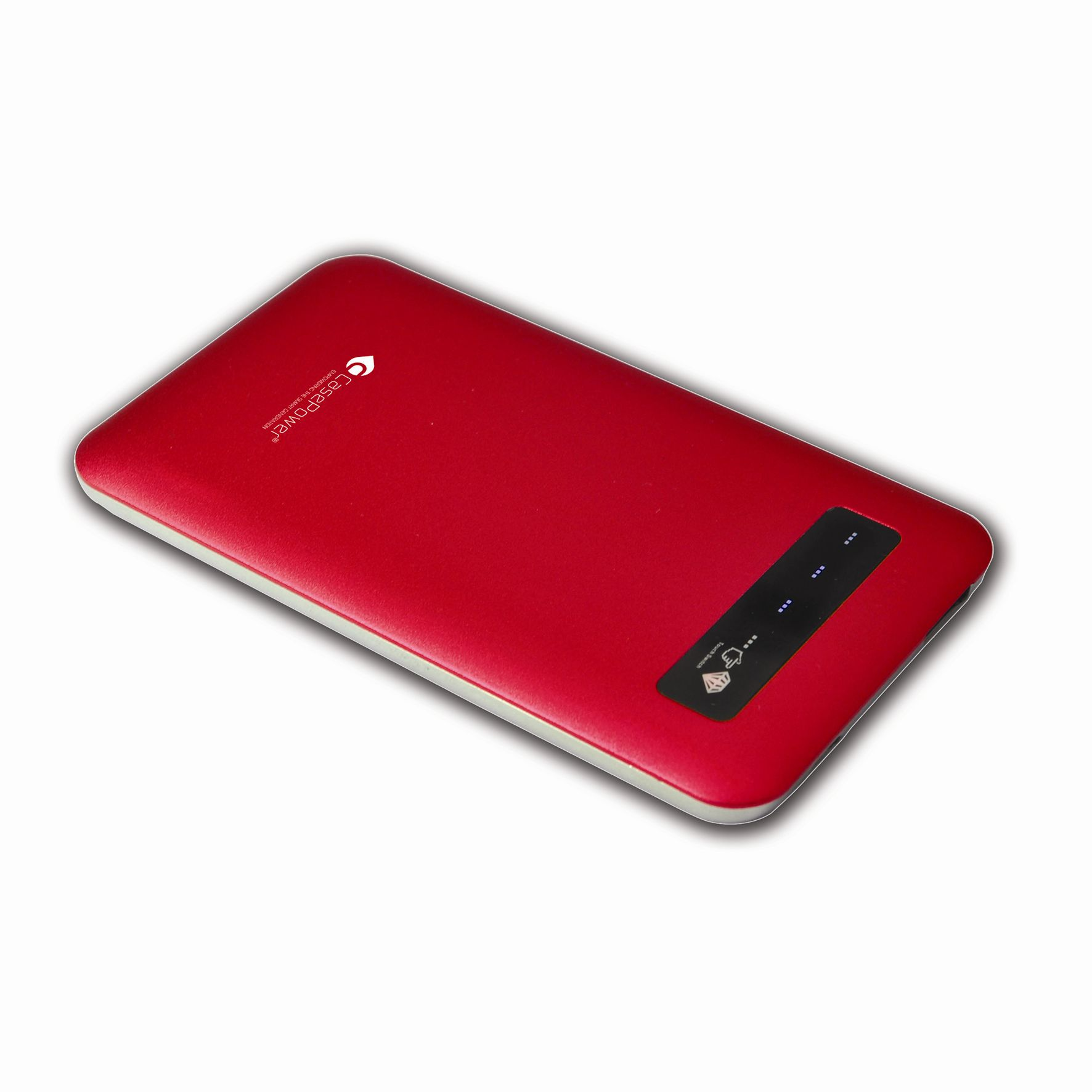 Батарея CasePower A40 Slim power Booster Red (CASE-352)