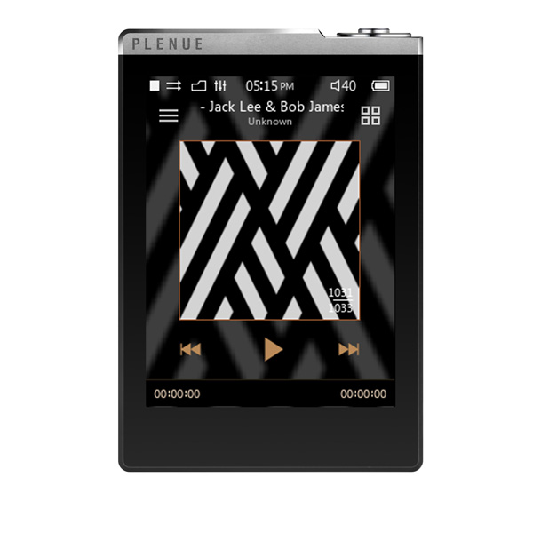 MP3 плеер Cowon Plenue D 32Gb Silver Black